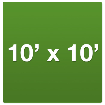 10x10 Grow Tents | 10x10 Portable Grow Rooms