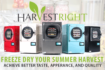 Preserve Taste With A Freeze Dryer