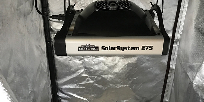 California Lightworks Solar System LED Grow Light