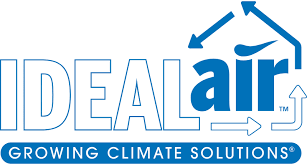 Ideal-Air air conditioners, dehumidifiers, humidifiers, and ventilation parts