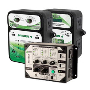 Titan Controls Saturn Series