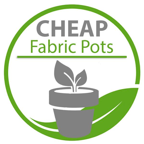 Cheap Fabric Pots