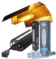 HPS & MH Grow Light Kits
