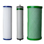 Replacement Water Filters, Membranes & UV Sterilizers