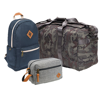 Odor Proof Travel Bags