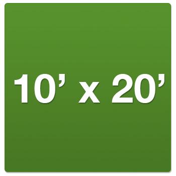 10' x 20' Grow Tents