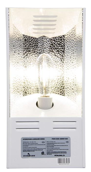 Hydrofarm Mini Sunburst Mh 100w W Lamp