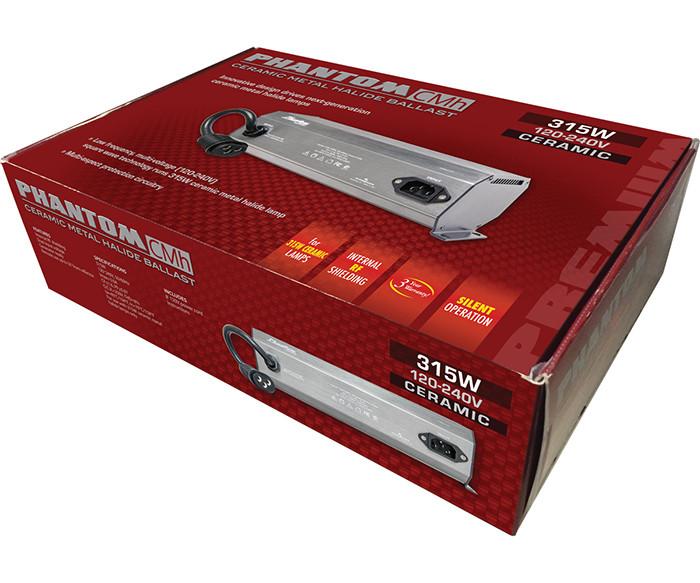Phantom Cmh Ii 315 Watt E Ballast 120 240 Volt Digital