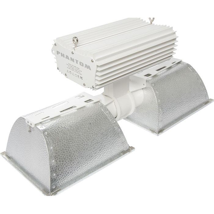 Phantom Dual 315 Watt Cmh Grow Light System With Lamps 630