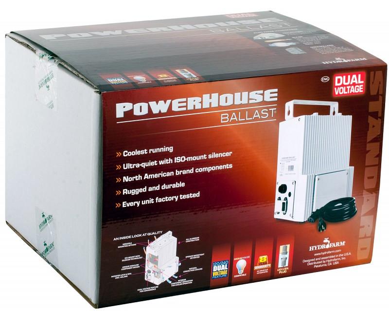 Powerhouse 400w 120 240v Conv Hps Mh Ballast