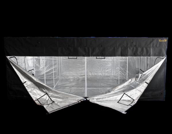 Gorilla Grow Tent 10' x 20' California Lightworks SolarSystem 1100W LED Grow Tent Kit