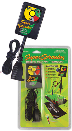 Super Sprouter Seedling Heat Mat Thermostat