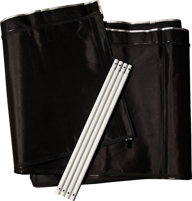 Gorilla Grow Tent 1' Extension Kit for the GGT LITE Line