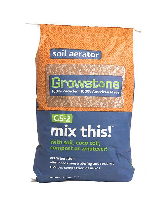 Growstones GS-2 Soil Aerator, 1.5 cu ft