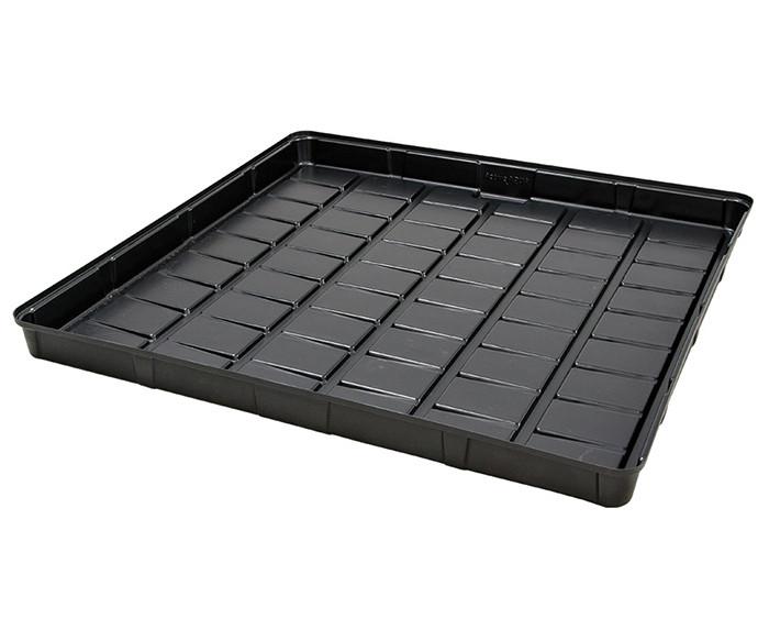 Active Aqua Low Rise Flood Tables, Outside Dimensions - Black