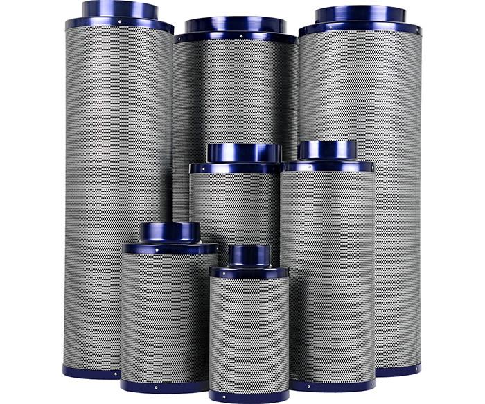 Active Air Carbon Filter Carbon Exhaust Filters Grow Room Exhaust Filters Carbon Filters Odor Control Environment