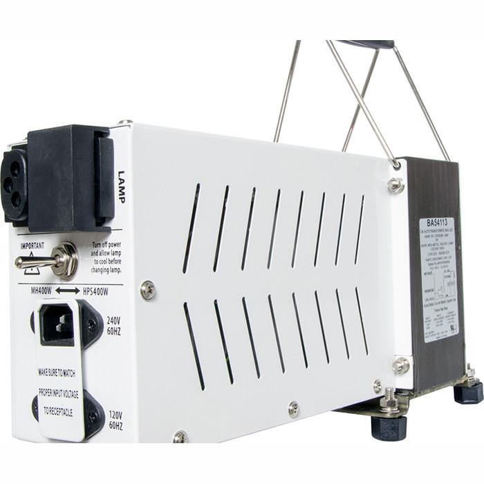 Hydrofarm Sg 400 Watt Convertible Magnetic Ballast 120
