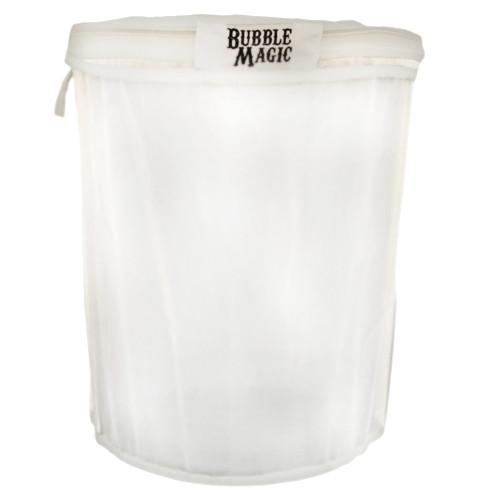 Bubble Magic Zipper Washing Bag, 5 Gallon - 220 Micron