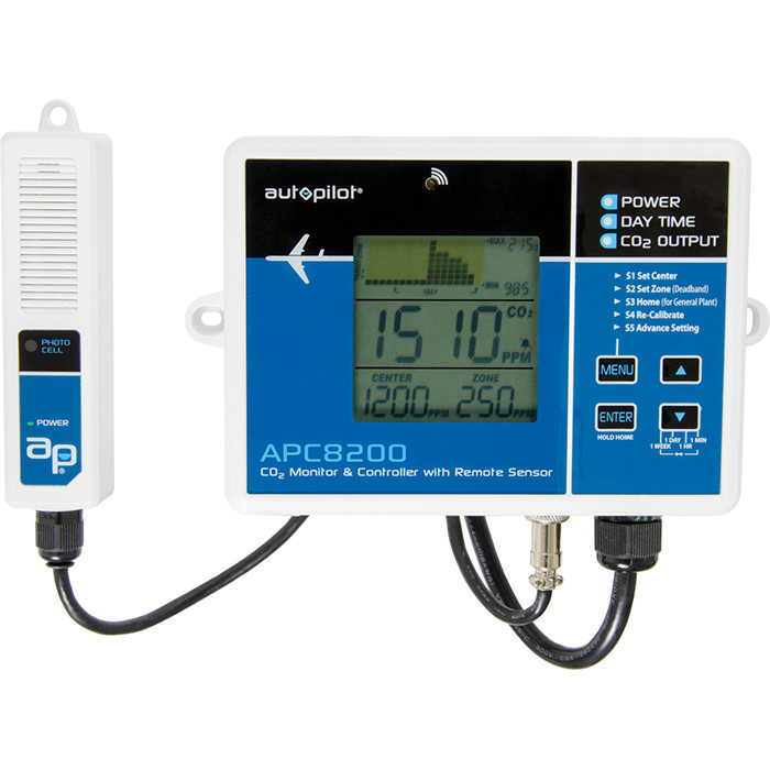 autopilot digital co2 controller manual