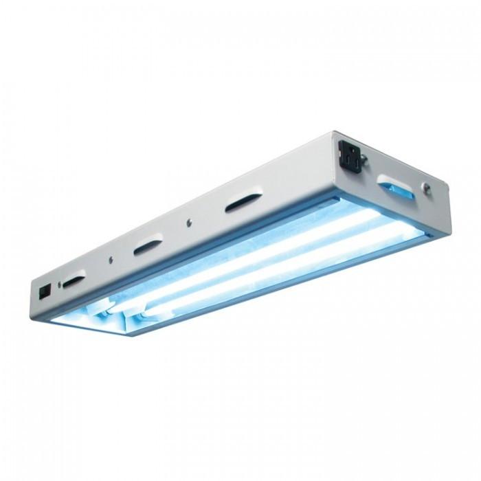 T5 Shop Lights Cost: Covert 2' X 2' X 5' Veg Fluorescent T5 Soil Grow Tent Kit