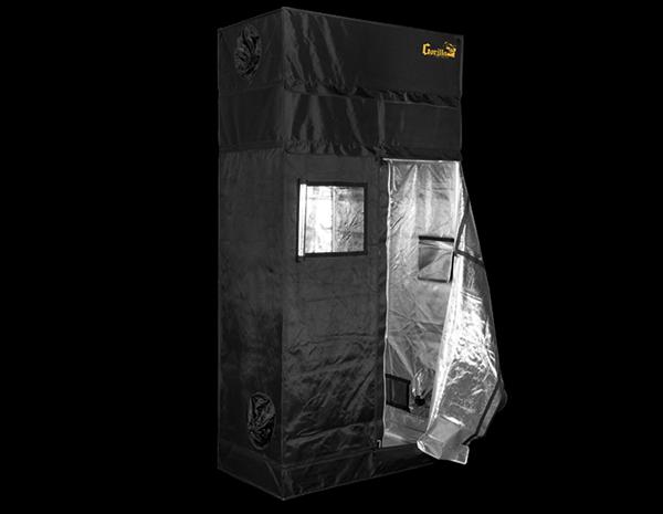Gorilla Grow Tent 2' x 4' 600W HPS Air-Cooled Grow Tent Kit