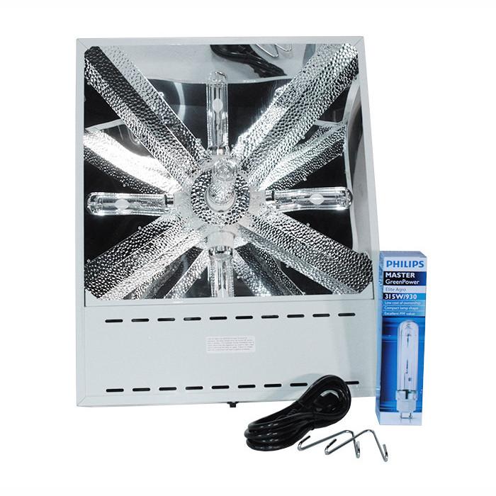 Sun System 315 Watt LEC Grow Light Fixture with Lamp