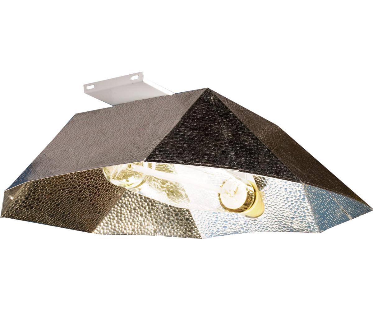 Hydrofarm Pro Aluminum Parabolic Grow Light Reflector