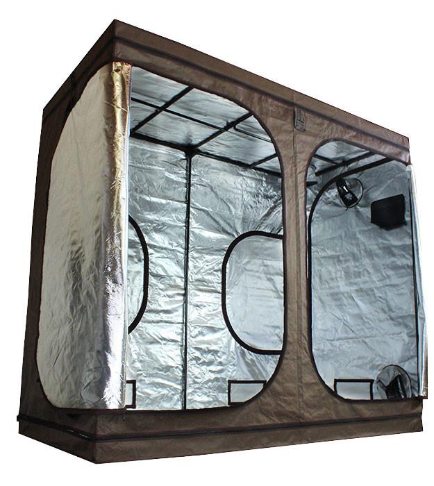 sc 1 st  Hydrobuilder.com & High Rise 4u0027 x 8u0027 Grow Tent