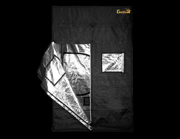 Gorilla Grow Tent 5' x 5' KIND XL1000 LED Grow Tent Kit