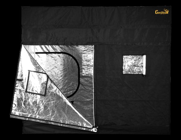 Gorilla Grow Tent 5' x 9' Gavita Pro 1000W Double Ended Soil Grow Tent Kit