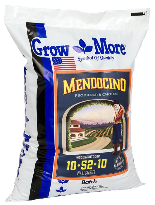 Grow More Mendocino Water Soluble Fertilizer 10 52 10 25lb