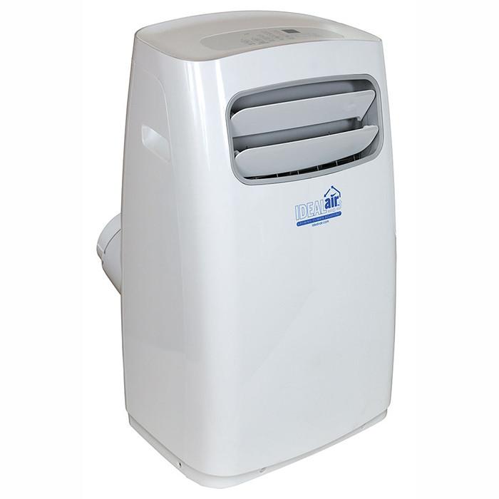 Ideal Air Dual Hose Portable Air Conditioner 14 000 Btu