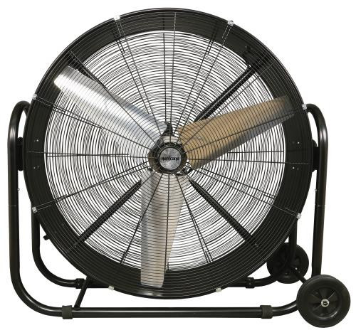 Hurricane Pro Heavy Duty Adjustable Tilt Drum Fan 42 Inch