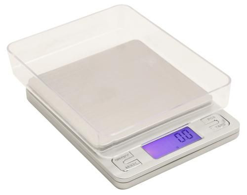Digital Measuring Table : Measure master g digital table top scale with tray