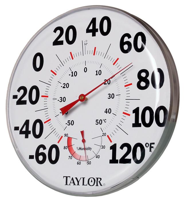 Active Air Temperature/Humidity Gauge