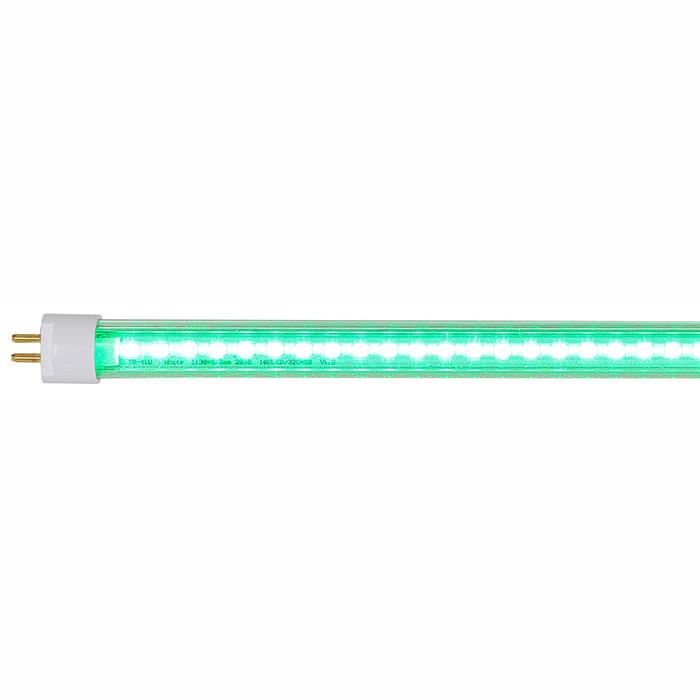 AgroLED iSunlight 21 Watt T5 2 ft. Green LED Lamp 2 Foot T5 LED ...