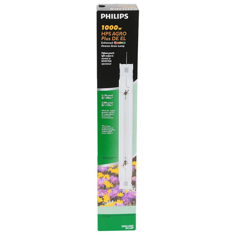 Philips 1000 Watt Hps Agro Plus De El Lamp 1000 Watt Mh
