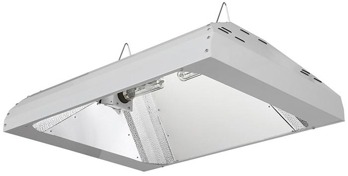 Sun System 630 Watt LEC Grow Light Fixture with Dual Lamps