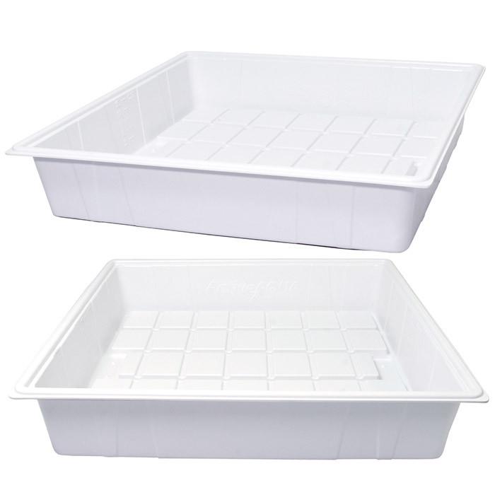 Active Aqua Premium Flood Tables, Inside Dimensions - White