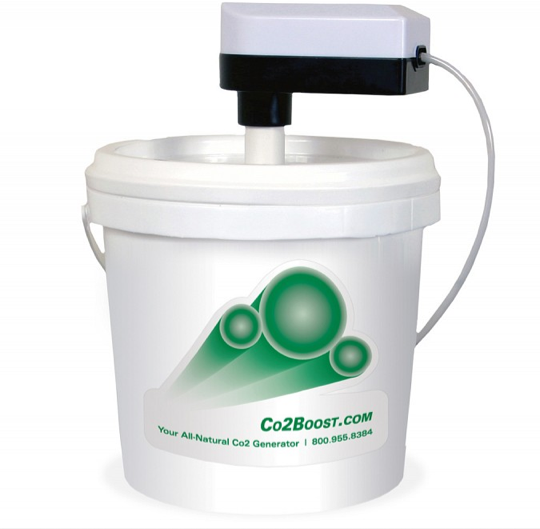Co2Boost Bucket and Pump System is no longer available