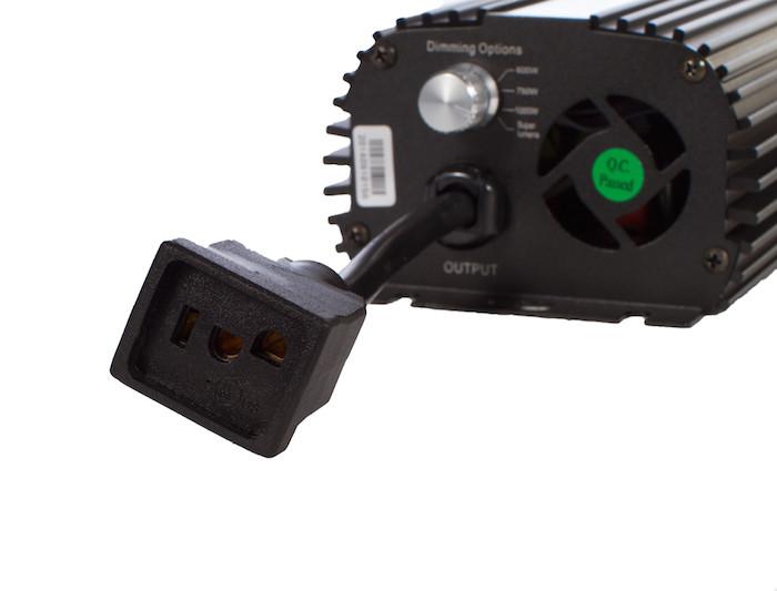 Delux 1000 Watt Electronic Grow Light Ballast, 120/240 Volt