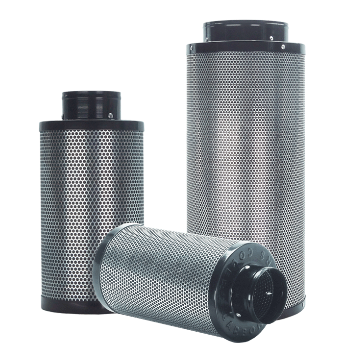 Covert Carbon Air & Odor Filters