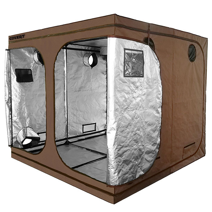 Covert 10' x 10' Grow Tent