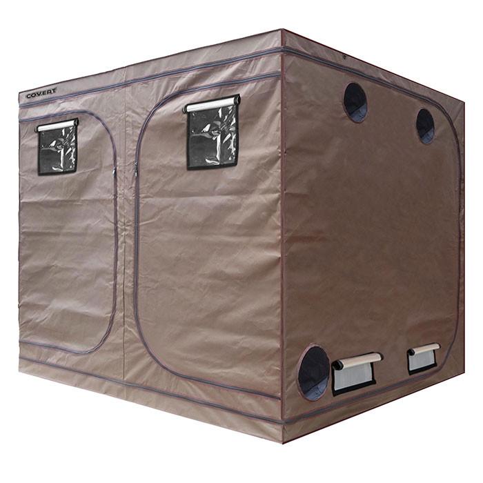 Covert 8' x 8' Grow Tent