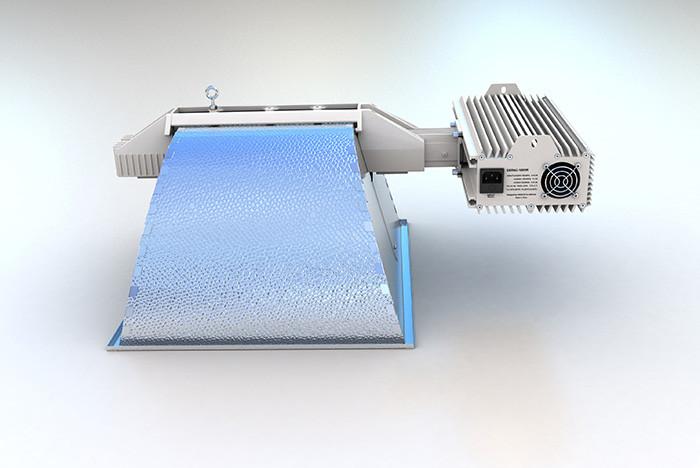 Nanolux De 4x4 1000w Hps Fixture 120 240v Lamp Not