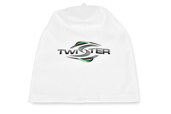 "Twister T2 Leaf Collector: Top Filter Bag ""High Flow"" (40 Micron)"