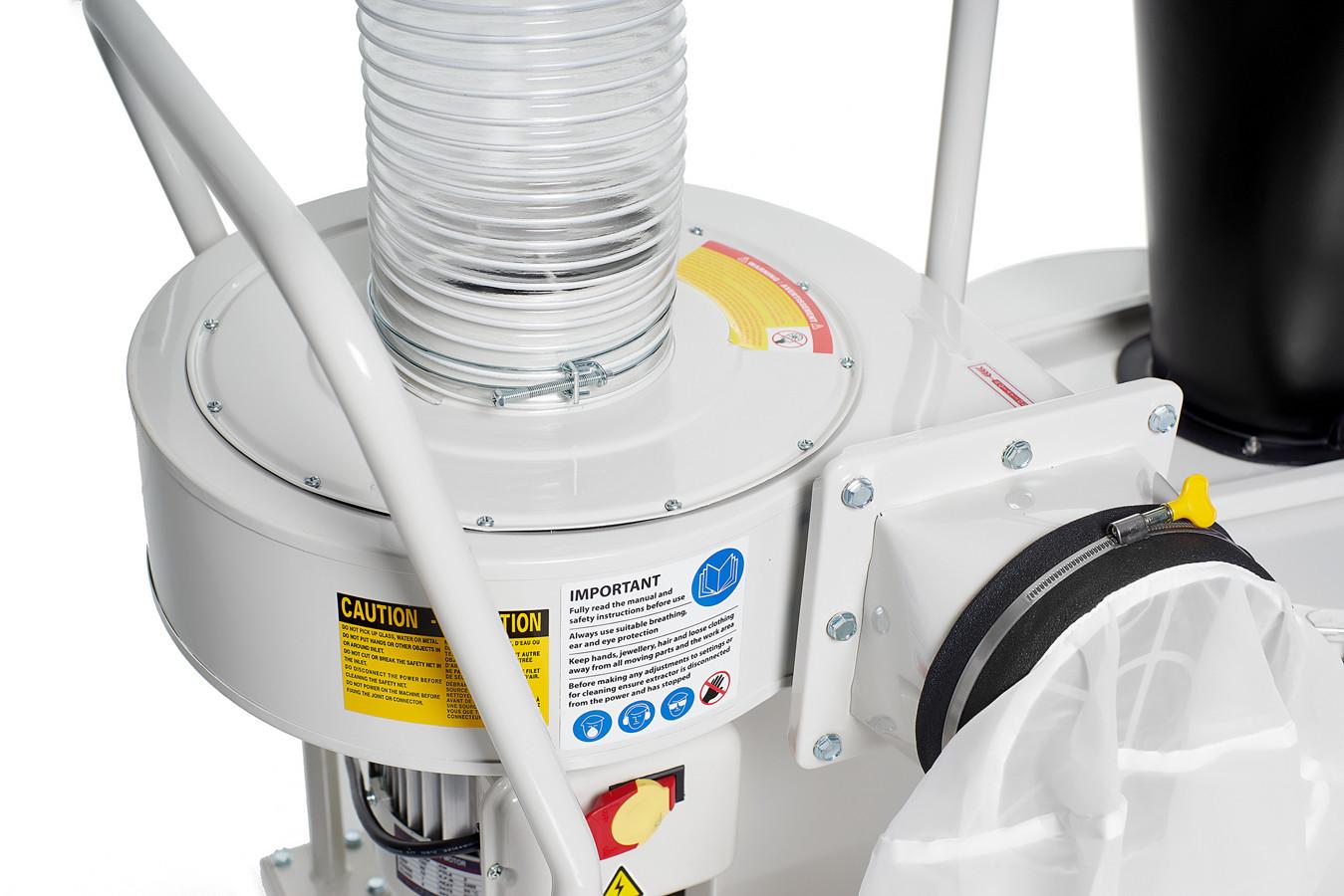Twister T4 Trim Saver Vacuum - CS12