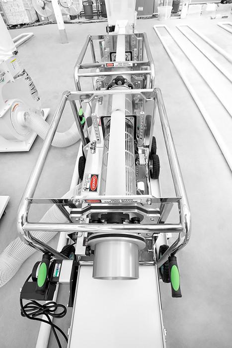 Twister T2/T4 Feed Conveyor