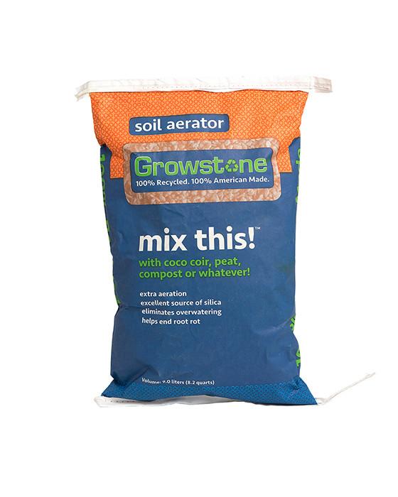 Growstones GS-2 Soil Aerator, 9 L