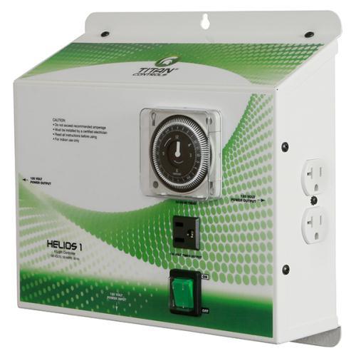 Light Controller With Timer: 4 Light 120 Volt Controller W/ Timer